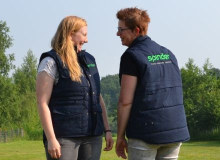 Spinder Bodywarmer-Aktion